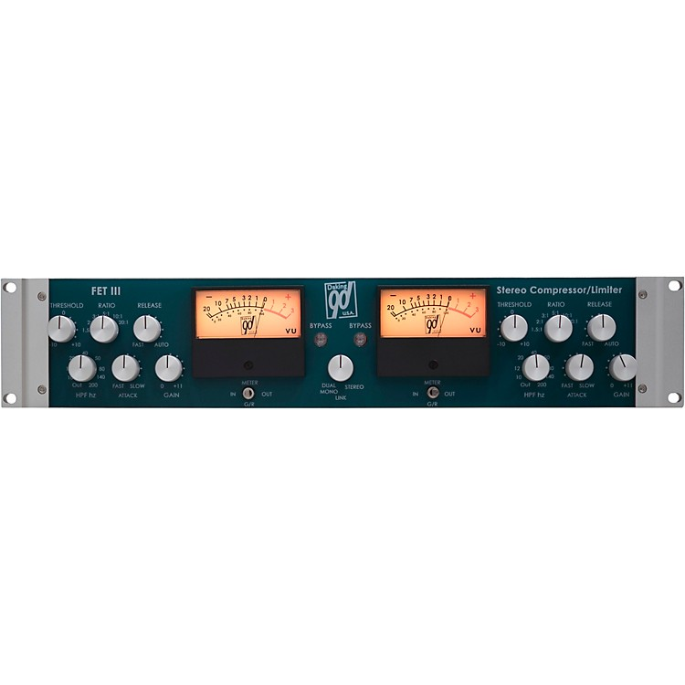 DakingFET III Stereo Compressor