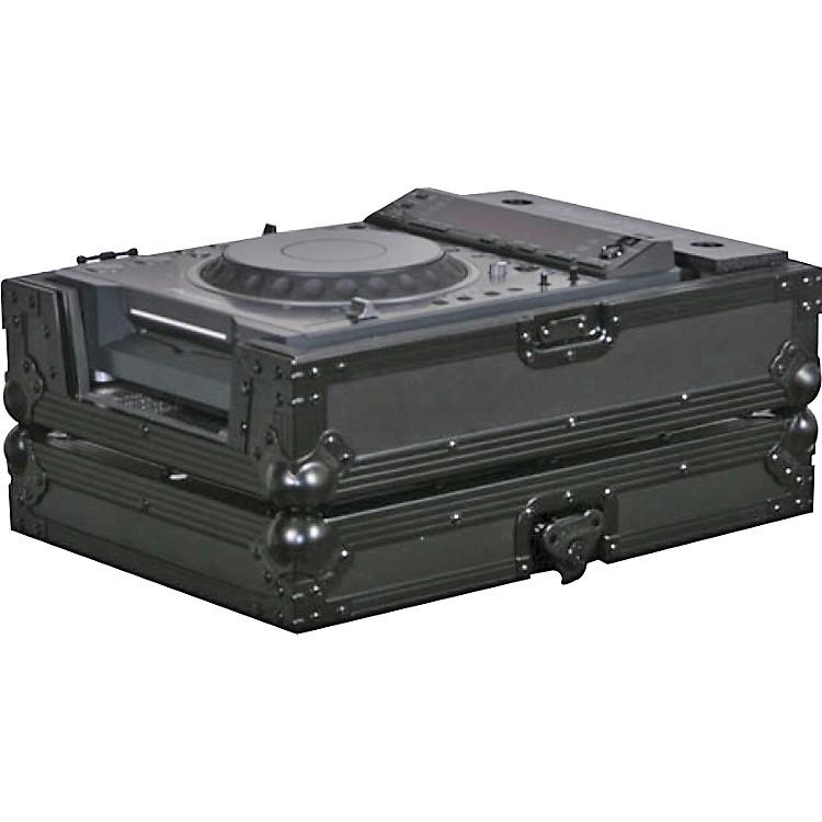 OdysseyFFXCDJBL Large Format Tabletop CD/Digital Media Player Case