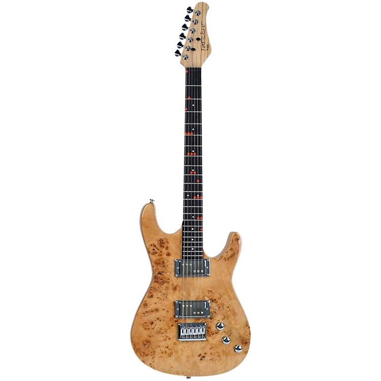 fretlight fg 561 pro electric guitar with built in lighted learning system music123. Black Bedroom Furniture Sets. Home Design Ideas