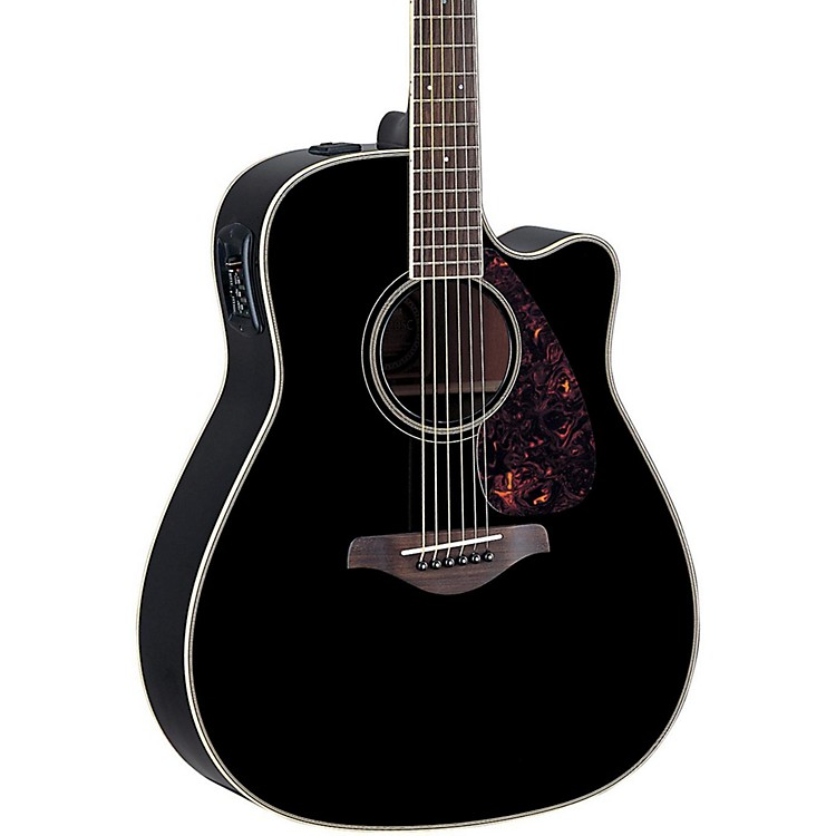 YamahaFG Series FGX720SC Acoustic-Electric Guitar