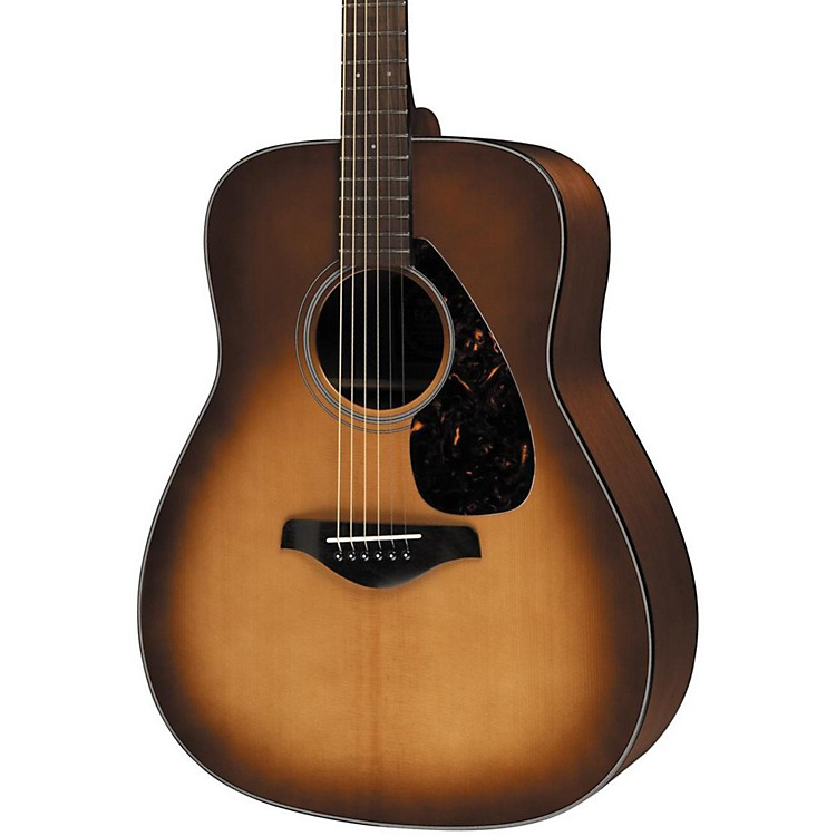 YamahaFG700S Folk Acoustic GuitarSand Burst