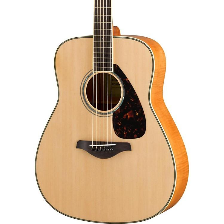 YamahaFG840 Dreadnought Acoustic GuitarNatural