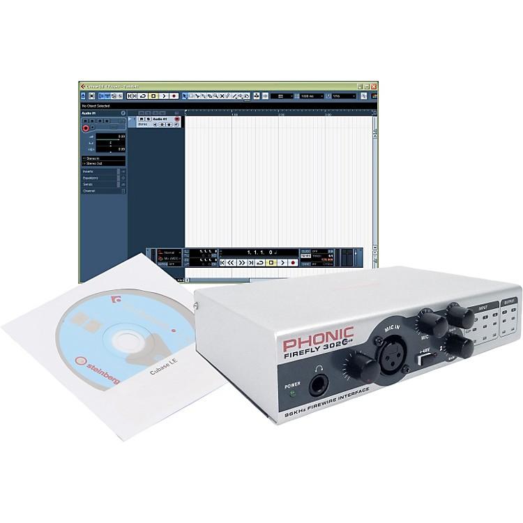 PhonicFIREFLY 302 PLUS Portable Firewire Interface