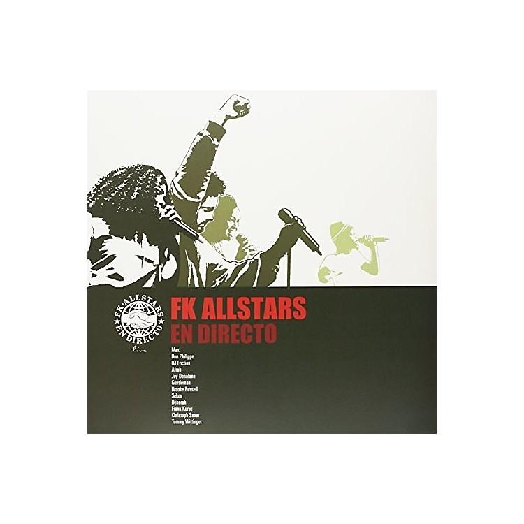 AllianceFK Allstars - En Directo