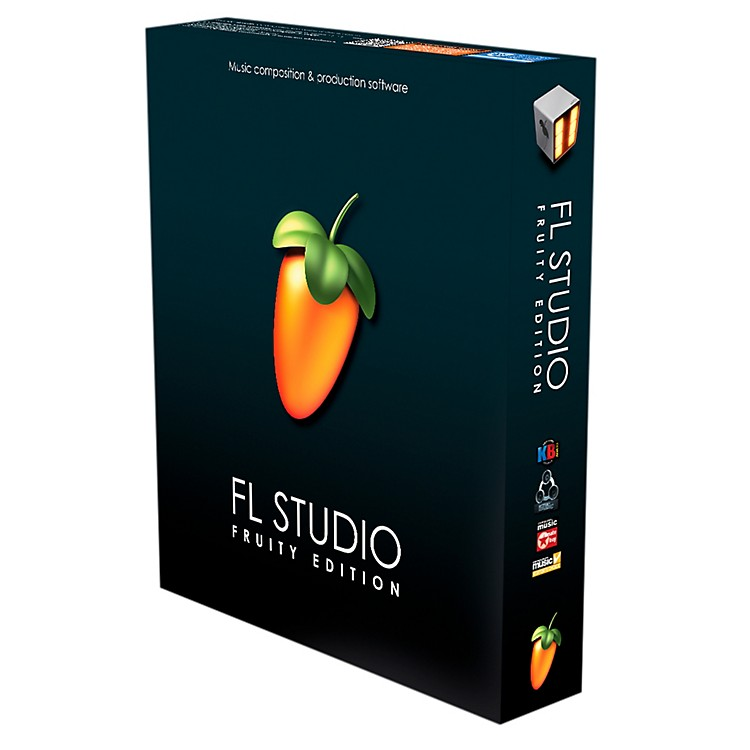Image Line FL Studio 11 Fruity Loops Edition