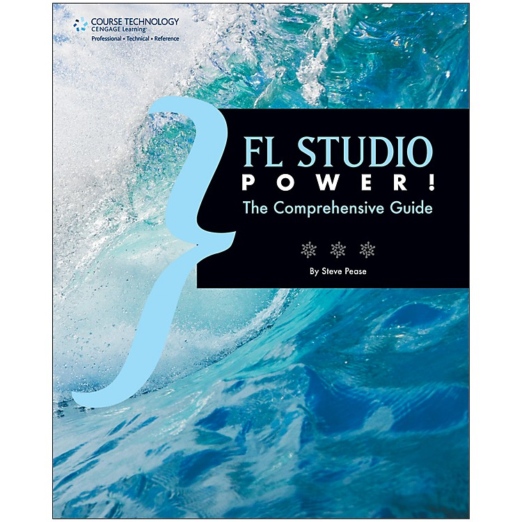 Course Technology PTRFL Studio Power! The Comprehensive Guide Book