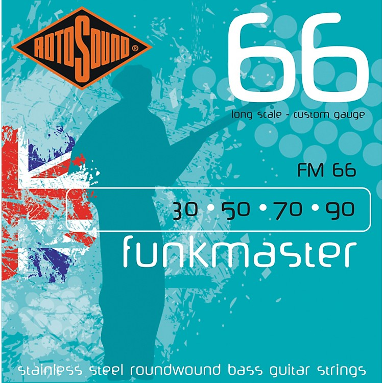RotosoundFM66 Funk Master Bass Strings