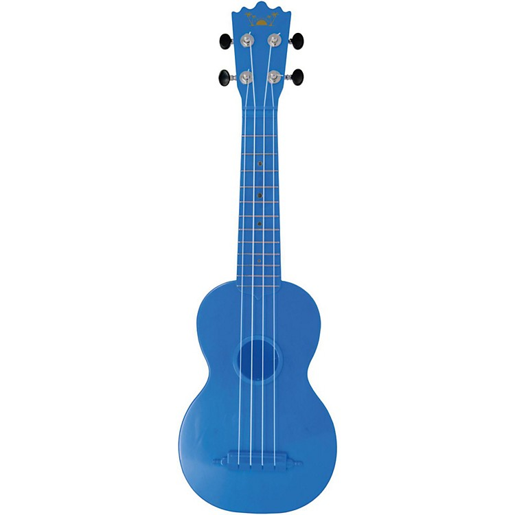 Grover-Trophy FN52 Plastic Soprano Ukelele Orange