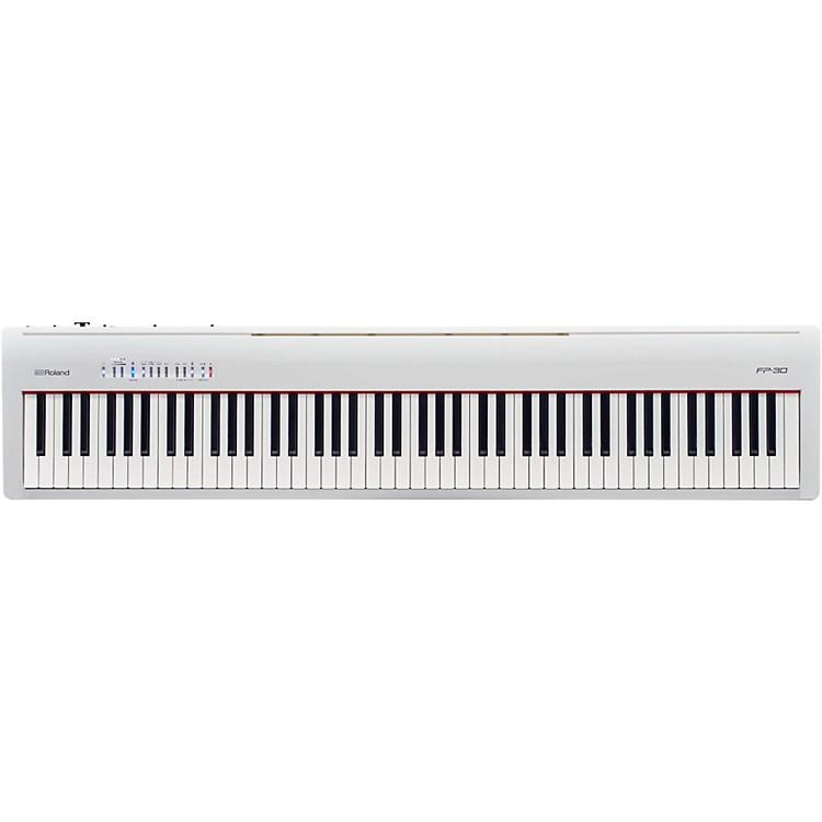RolandFP-30 DIGITAL PIANOWhite