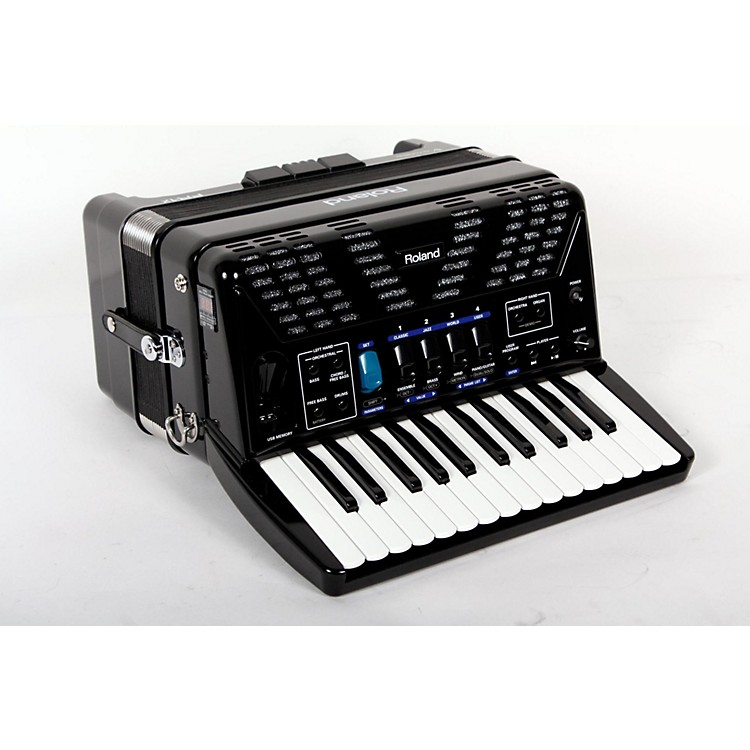 Roland FR-1x V-Accordion (Piano Style)  888365836317