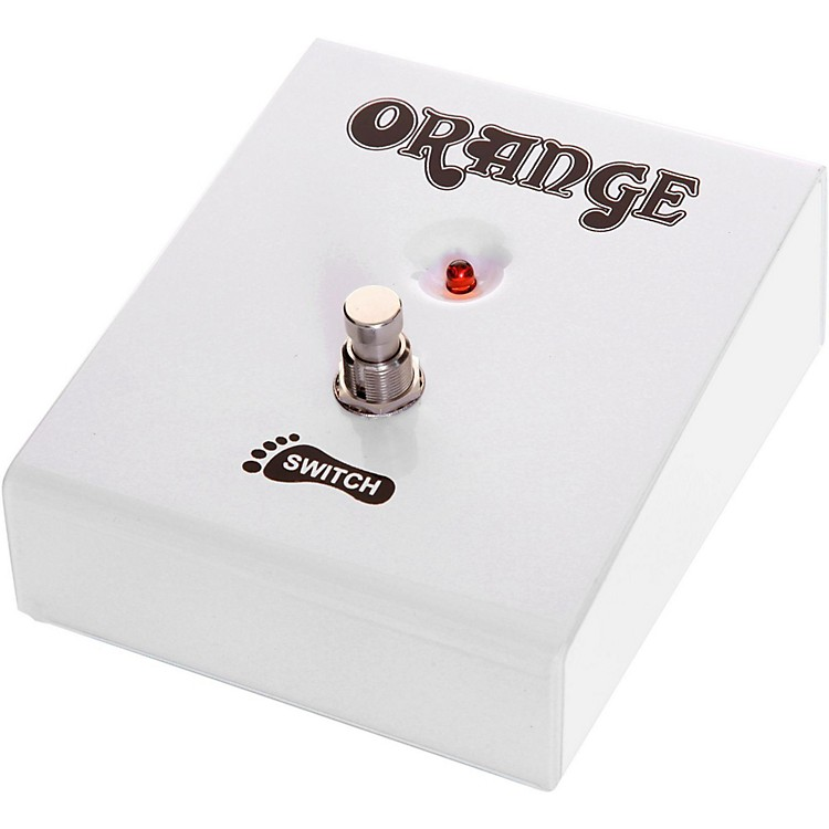 Orange AmplifiersFS-1 1-Button Guitar Footswitch