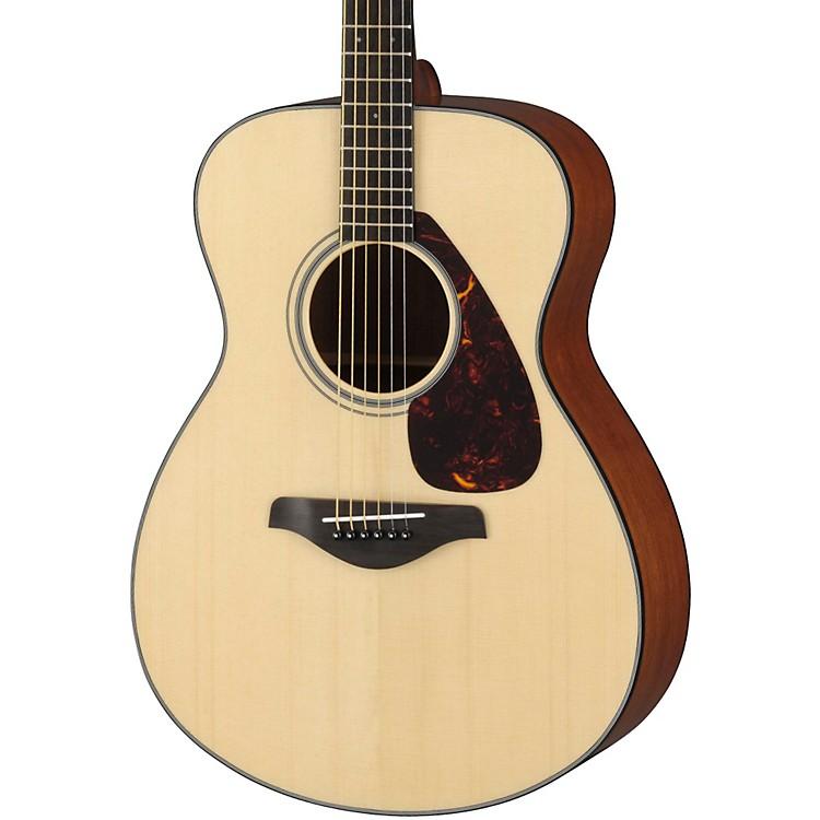 YamahaFS700S Solid Top Concert Acoustic GuitarNatural
