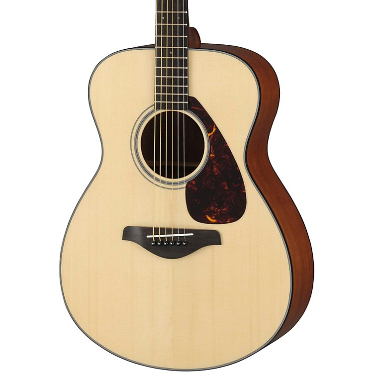Yamaha FS700S Solid Top Concert Acoustic Guitar Natural