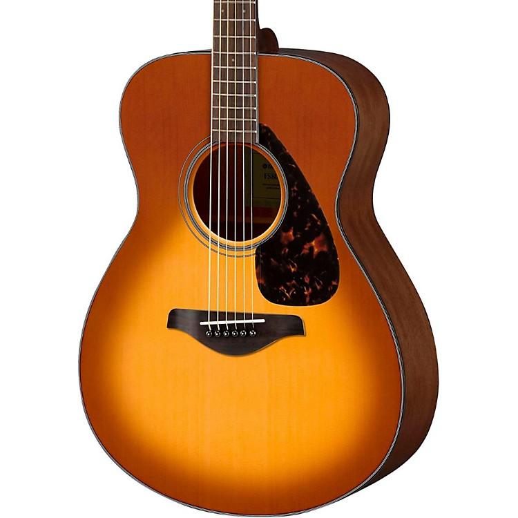 YamahaFS800 Folk Acoustic GuitarSand Burst