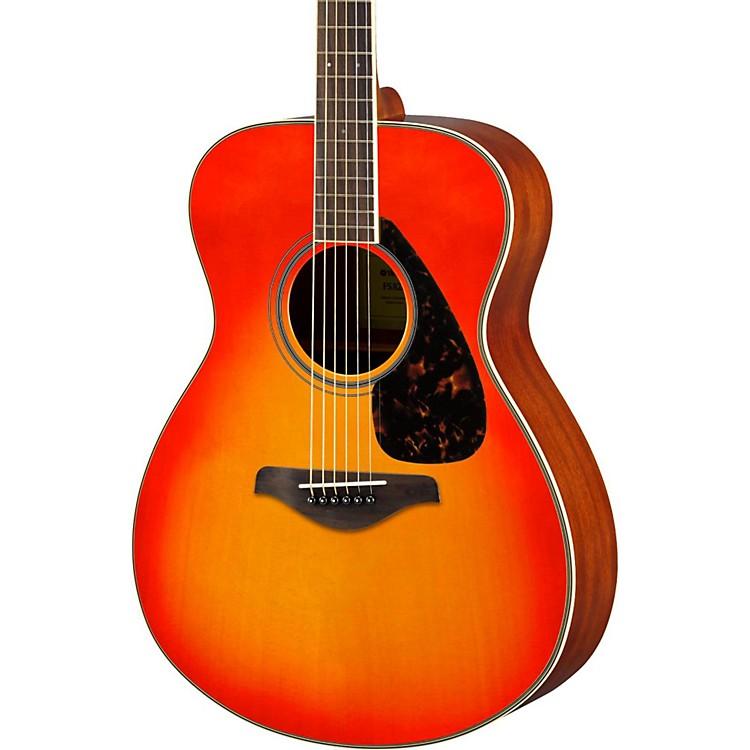 YamahaFS820 Small Body Acoustic GuitarAutumn Burst