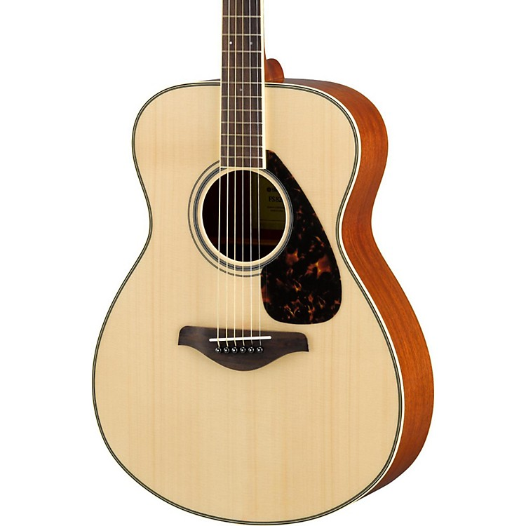Yamaha FS820 Small Body Acoustic Guitar Natural