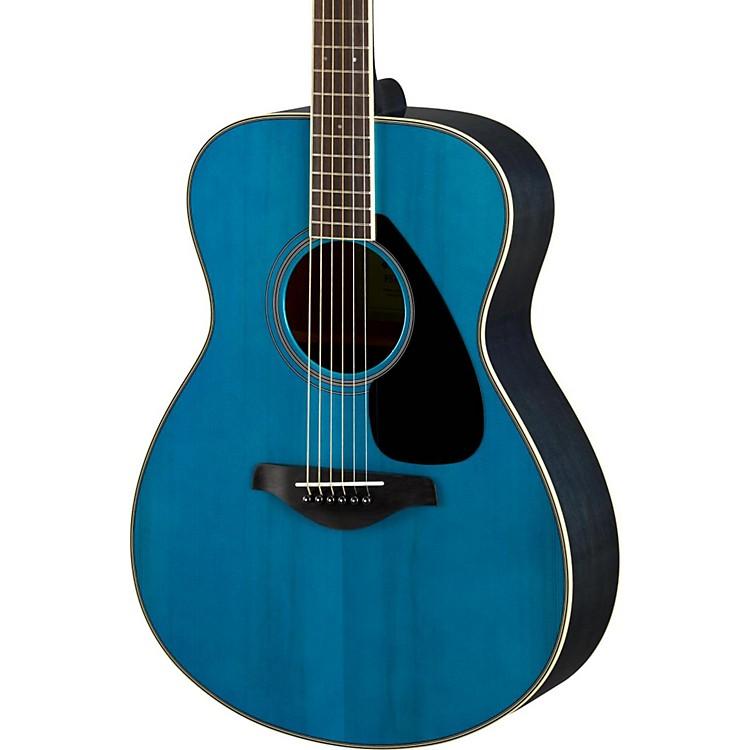 YamahaFS820 Small Body Acoustic GuitarTurquoise
