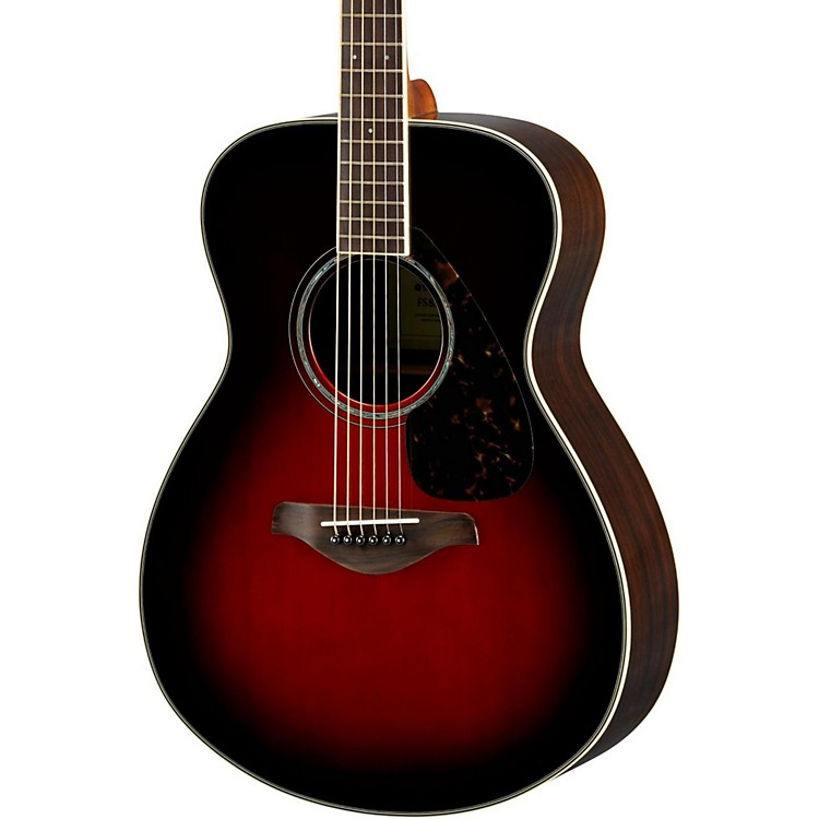 yamaha fs830 small body acoustic guitar music123. Black Bedroom Furniture Sets. Home Design Ideas