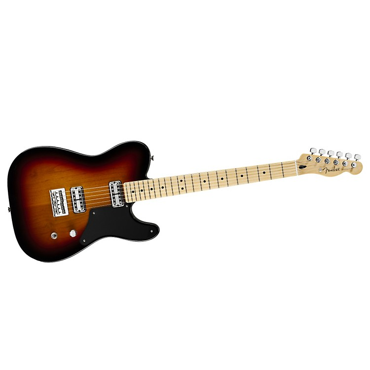 Fender FSR Cabronita Telecaster Electric Guitar 3-Color Sunburst