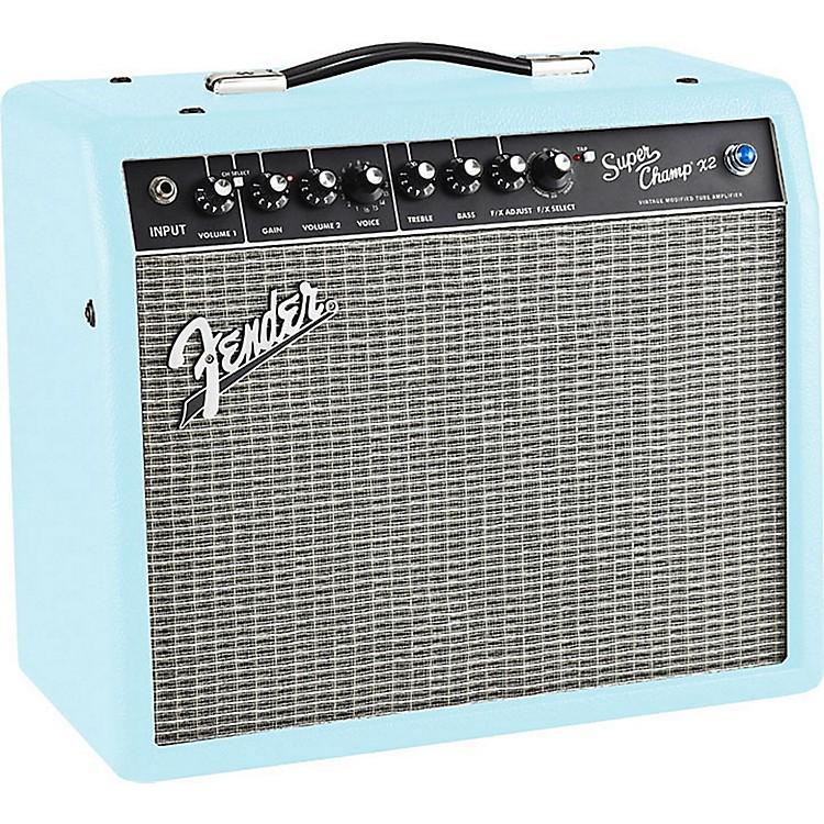 FenderFSR Super Champ X2 15W 1x10 Tube Guitar Combo Amp