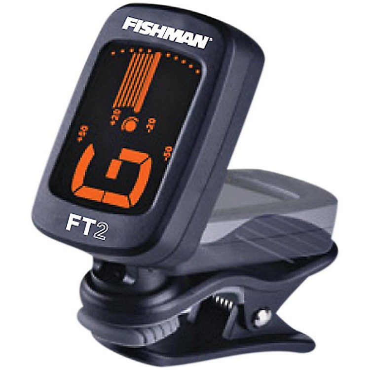 Fishman FT-2 Digital Chromatic Clip-On Tuner
