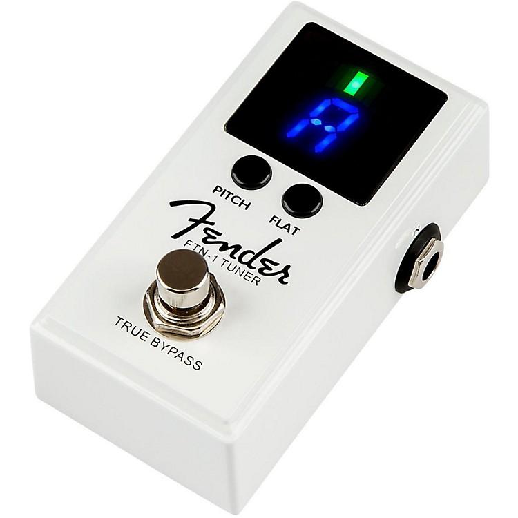 FenderFTN 1 Pedal Guitar Tuner
