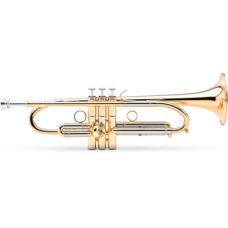 FidesFTR-8005L Symphony Heavy Series Bb TrumpetFTR-8005LS Silver