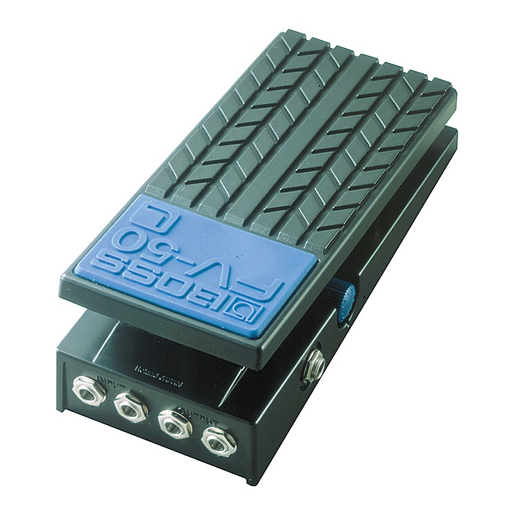 BossFV-50L Stereo Volume Pedal