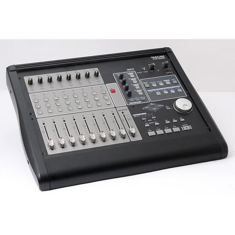 TascamFW-1082 10-Channel FireWire Audio/MIDI Interface889406666993
