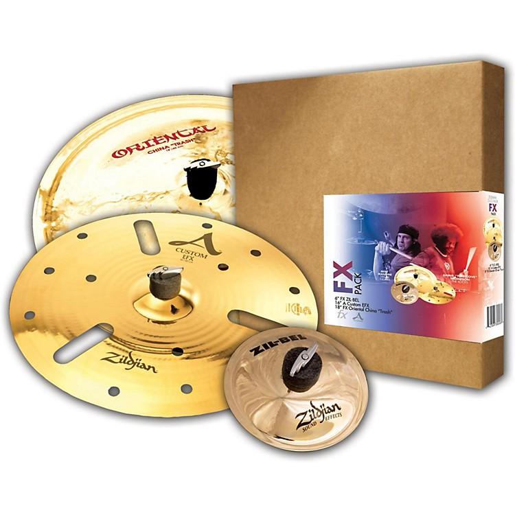ZildjianFX Series Promo 3-Pack