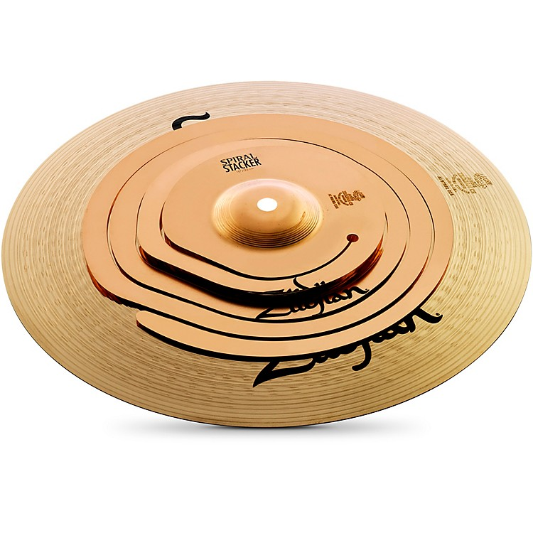 Zildjian FX Series Spiral Stacker Cymbal 12 in.