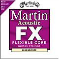 MartinFX675 Custom Light 80/20 Bronze Acoustic Guitar Strings thumbnail