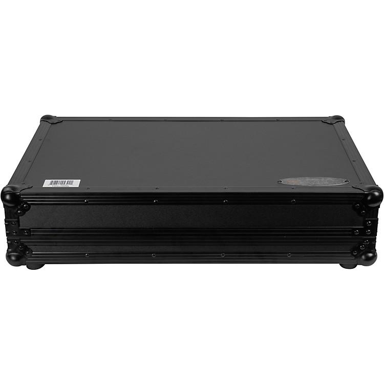 OdysseyFZDDJ1000BL Black Label Low Profile Series Pioneer DDJ-1000 DJ Controller Case