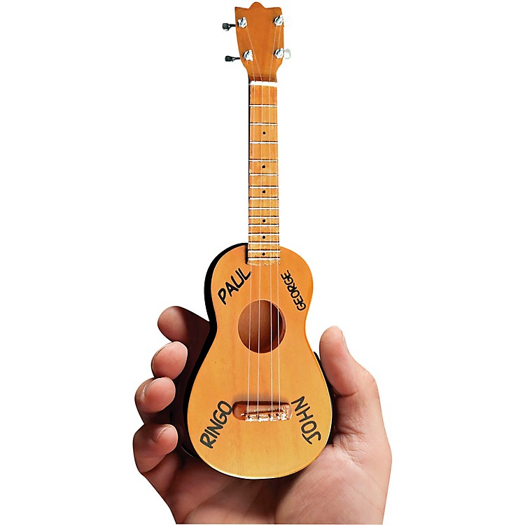 Axe Heaven Fab Four Mini Ukulele Officially Licensed Miniature Guitar Replica