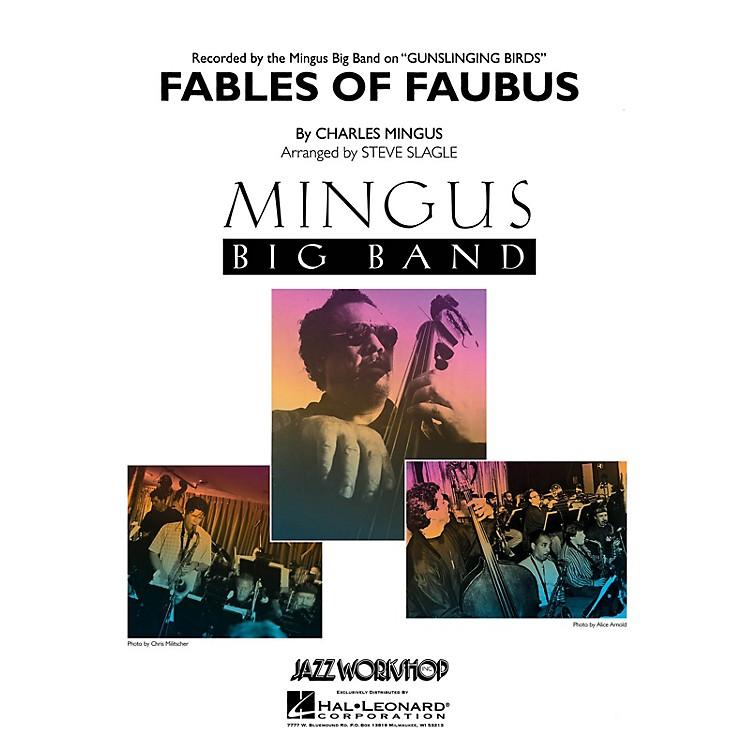 Hal LeonardFables of Faubus Jazz Band Level 5 Arranged by Steve Slagle