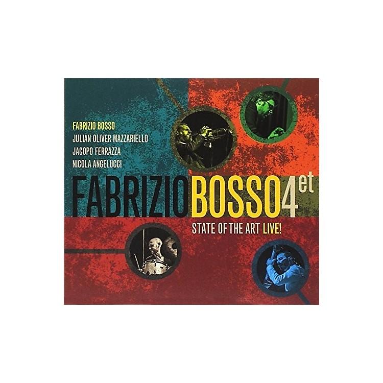 AllianceFabrizio Quartet Bosso - State Of The Art: Live