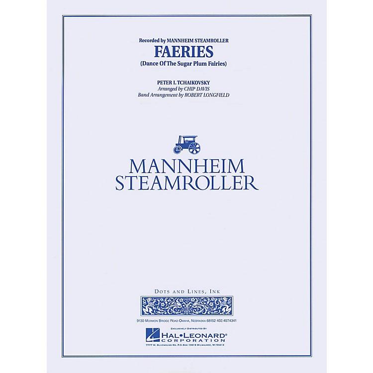 Mannheim SteamrollerFaeries from The Nutcracker Concert Band Level 3-4 by Mannheim Steamroller Arranged by Robert Longfield
