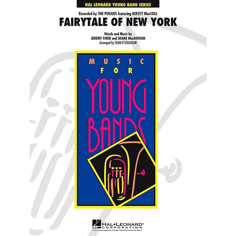 Hal LeonardFairytale of New York Concert Band Level 3