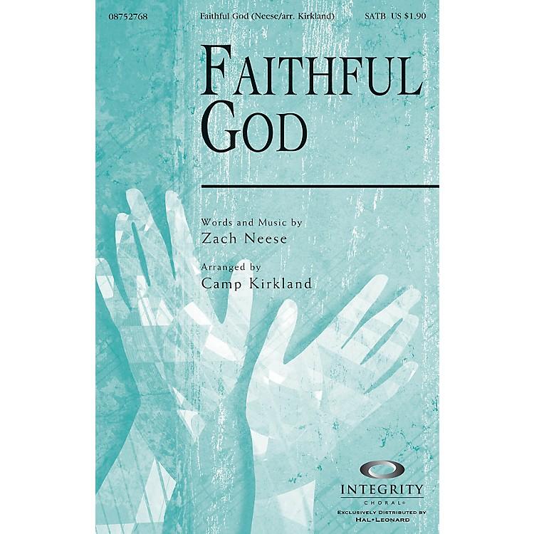 Integrity ChoralFaithful God ORCHESTRA ACCOMPANIMENT Arranged by Camp Kirkland