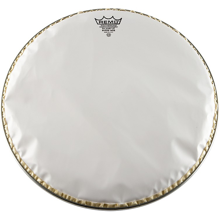 RemoFalams XT Crimped Snare Side Drum HeadSmooth White13