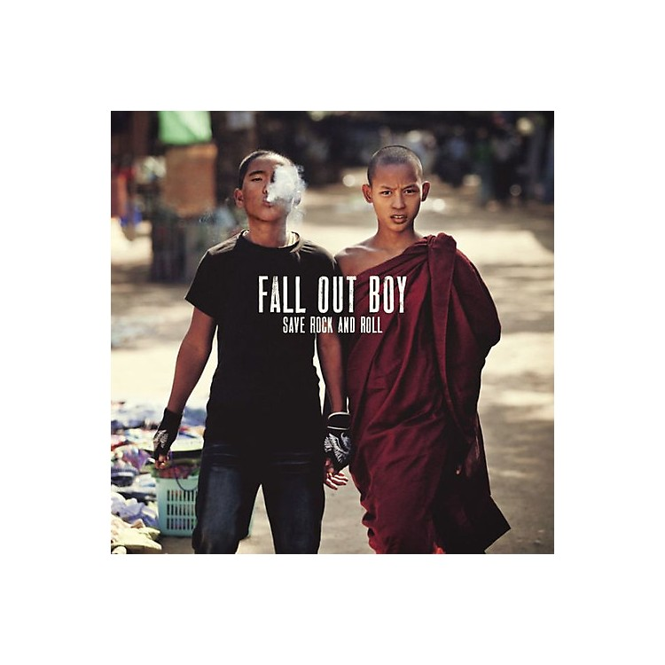 AllianceFall Out Boy - Save Rock And Roll