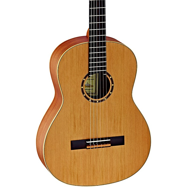 Ortega Family R122SN Classical Guitar Natural Matte
