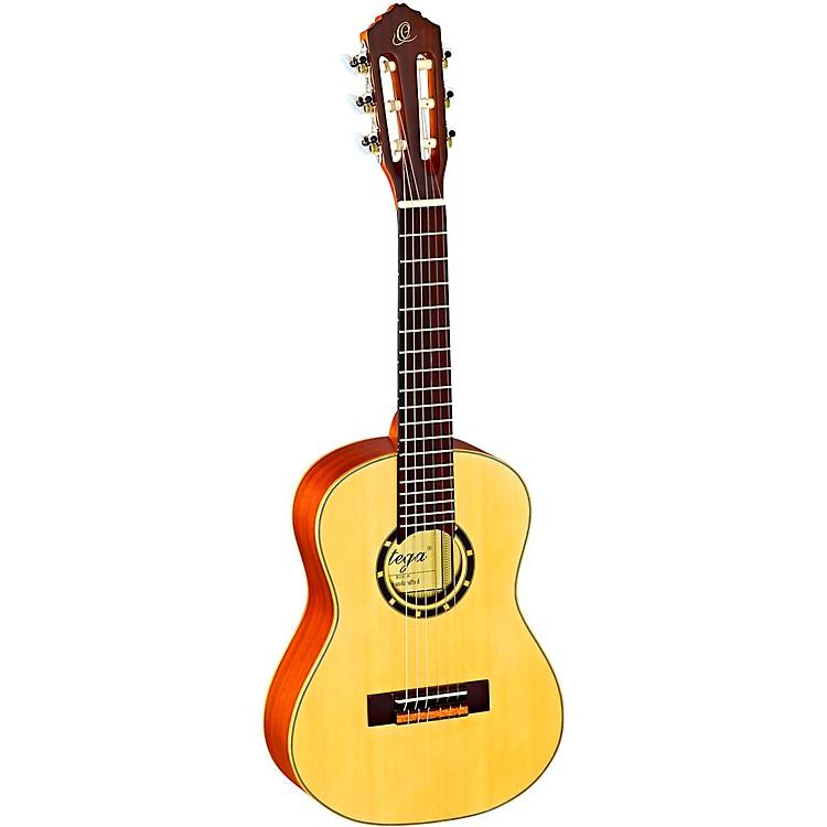 OrtegaFamily Series R121-1/4 1/4 Size Classical GuitarSatin Natural0.25