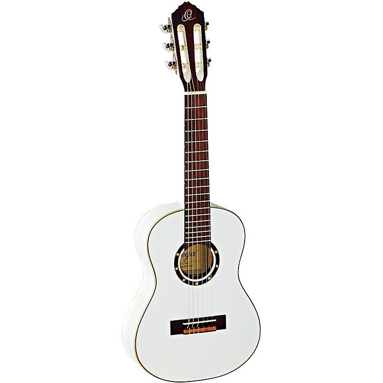 OrtegaFamily Series R121-1/4WH 1/4 Size Classical GuitarWhite
