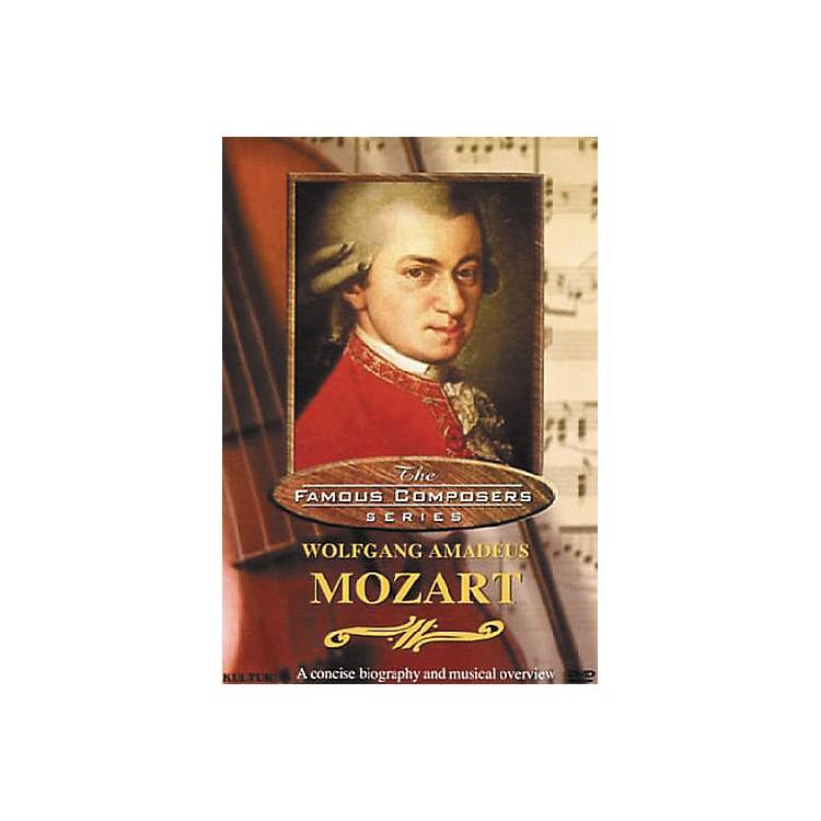 KulturFamous Composers Wolfgang Mozart DVD