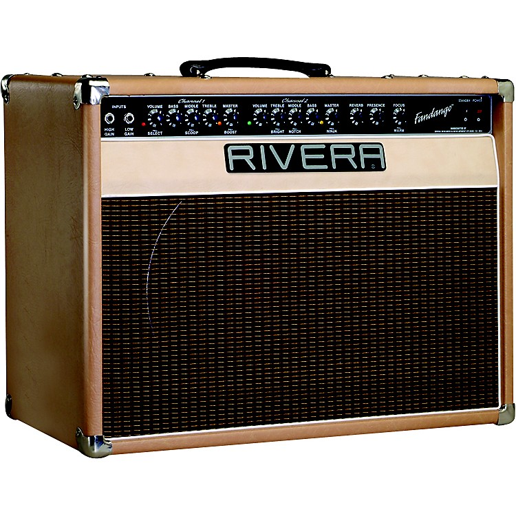 RiveraFandango 112 55W Tube Combo Guitar Amp