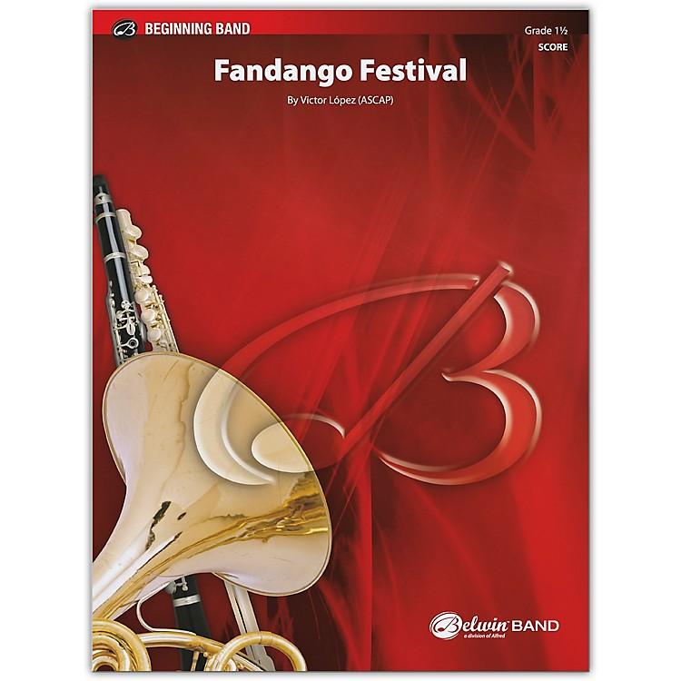 BELWINFandango Festival Conductor Score 1.5 (Very Easy to Easy)