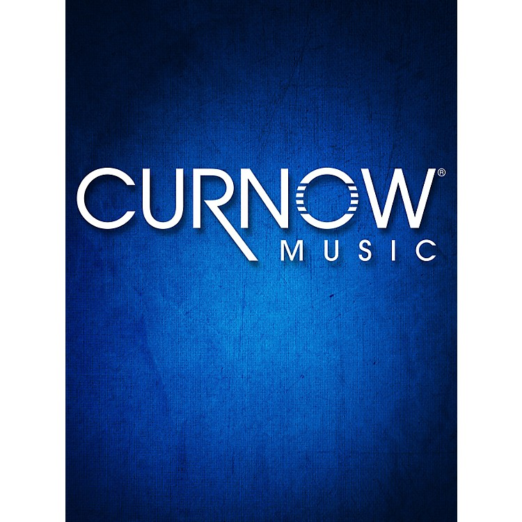 Curnow MusicFanfare Nueve (Grade 4 - Score Only) Concert Band Level 4 Composed by John Fannin