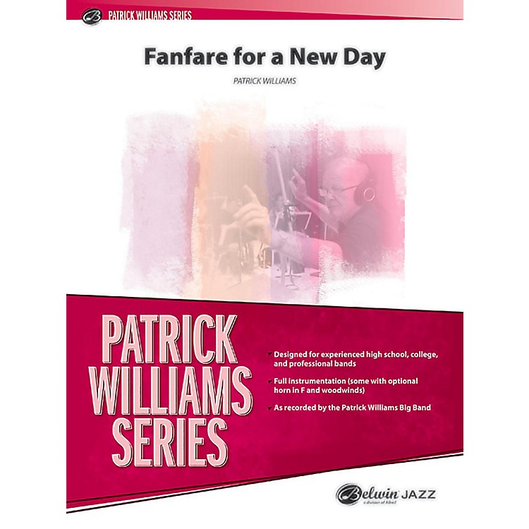 BELWINFanfare for a New Day Jazz Ensemble Grade 6 (Professional / Very Advanced)
