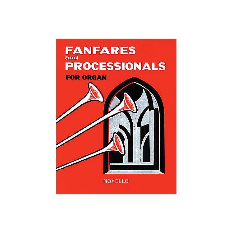NovelloFanfares and Processionals for Organ Music Sales America Series